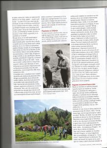 Druga stran članka v Planinskem vestniku, april 2014
