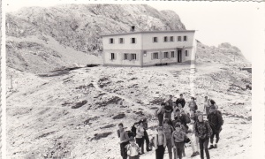 19.8.1966 pri Staničevem domu, 24 udeležencev PD Poljčane