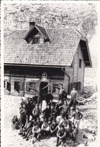20.8.1966 pred Kočo na Doliču